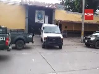Trasladan reos del penal de San Pedro Sula a la cárcel