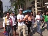 Oposición venezolana muestra su fuerza en la calle