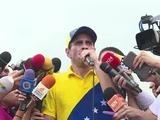 URGENTE Oposición venezolana convoca marcha a Miraflores