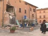 Italia conmocionada tras nuevo terremoto en centro del país