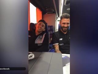 Casillas le recuerda a los mexicanos del Porto la goleada del 7 a 0