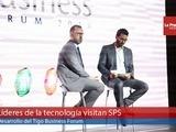 Líderes de la tecnología visitan San Pedro Sula
