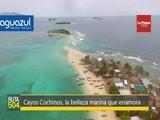 Ruta 504: Cayos Cochinos, la belleza marina que enamora