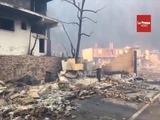 Sube a 10 el número de muertos en el incendio en Tennessee, EE.UU.