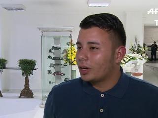 Chapecoense: Hijo de copiloto de avión siniestrado defiende a su padre