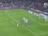 Sergio Ramos pone el 1 a 1 en el clásico Barcelona vs Real Madrid