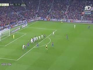 Casemiro evita el segundo del Barcelona
