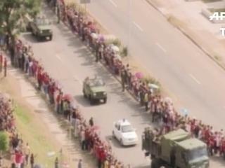 Fidel Castro vuelve a la cuna de su revolución