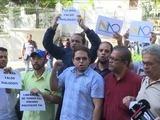 Oposición venezolana congela diálogo y exige salida electoral