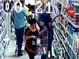 Honduras: Mujer es captada robando en un supermercado de San Pedro Sula