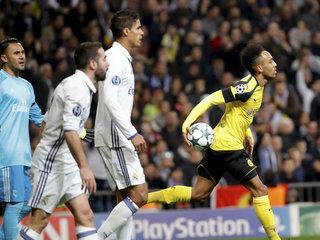 Real Madrid 2 - 2 Borussia Dortmund (UEFA Champions League)