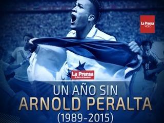 A un año de la muerte de Arnold Peralta