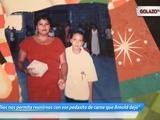 Clamor de la madre de Arnold Peralta a la esposa del futbolista hondureño