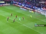 El genial golazo de Messi contra Osasuna