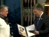 Santos recibe Nobel de Paz y lo dedica a las víctimas del conflicto en Colombia