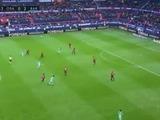 Messi se tiró, pero le pidió al árbitro que no cobrara falta
