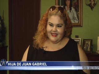 Aparece hija de Juan Gabriel