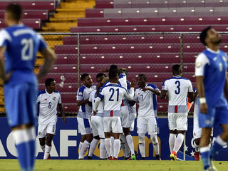 Panamá 2-1 Nicaragua (Copa Centroamericana)