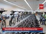 Hondureños ensamblan hasta 150 bicicletas eléctricas al día
