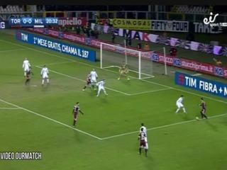 Torino 2-2 AC Milan (Liga Italiana)
