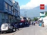 Acribillan a un comerciante dentro de un pick up en San Pedro Sula