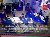 México: Niño atenta contra la vida de la maestra y sus compañeros