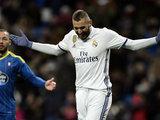 Increíble falló de Benzema contra el Celta de Vigo