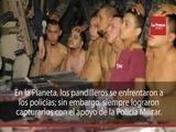 18 pandilleros detenidos vinculados con el crimen de Igor Padilla