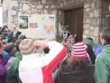 A golpe de nabos expulsan al mal en España