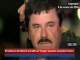El Gobierno de México extradita al