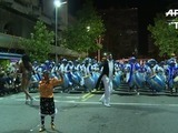 A ritmo de tambor, arrancó el carnaval más largo del mundo
