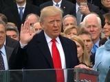 Donald Trump asumió la presidencia de EEUU