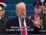 Discurso de Trump vs discurso de Bane (Pelicula de Batman)