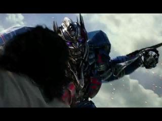 Transformers El Último Caballero Trailer (2017)