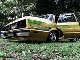 Sampedrano crea obras arte sobre el metal de los automóviles