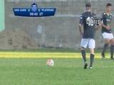 San Juan  0 - 2  Platense   (Copa Presidente)