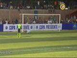 Gremio vence a Motagua en una histórica tanda de penales