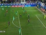 Gol de David Suárez al Eibar (Liga Española)