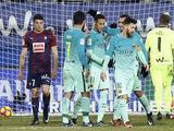 Resumen Eibar 0-4 Barcelona (Liga Española)