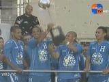 Honduras campeón por cuarta vez de la Copa Centroamericana