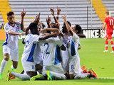 Honduras 1 - 0  Canadá (Premundial Sub-20)