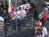 Opositores piden en Caracas la liberación de Leopoldo López