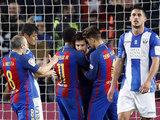Barcelona 2-1 Leganés (Liga Española)