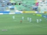 Gol de José Hernández al Olimpia (Liga Nacional)