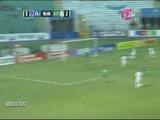 Gol de Carlos Costly al Juticalpa (Liga Nacional)