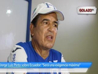 Jorge Luis Pinto sobre Ecuador: