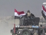 Fuerzas iraquíes convergen hacia la periferia sur de Mosul