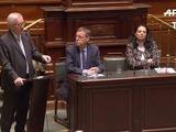 Juncker: factura del