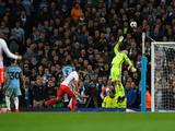 El golazo de vaselina de Falcao (Mónaco) vs Manchester City