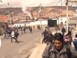 Violentas protestas contra proyecto de ley de coca en Bolivia